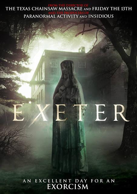 Exeter (2015) ταινιες online seires xrysoi greek subs