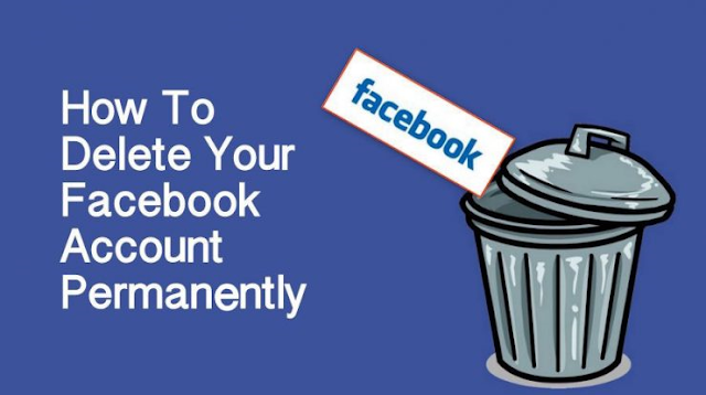 How to permanently or temporarily delete your Facebook account