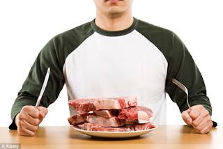 Kamu Bisa Menderita Penyakit Ini Bila Sering Makan Daging