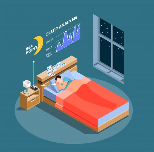 sering terbangun jam 3 pagi