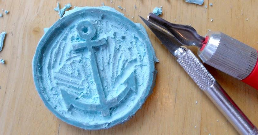 DIY Rubber stamp | Latika Body Essentials