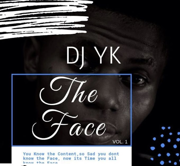 """FREE BEAT!! DJ YK Drops His New EP """"The Face"""" + Free Beat Titled """"Bode Thomas"""""""