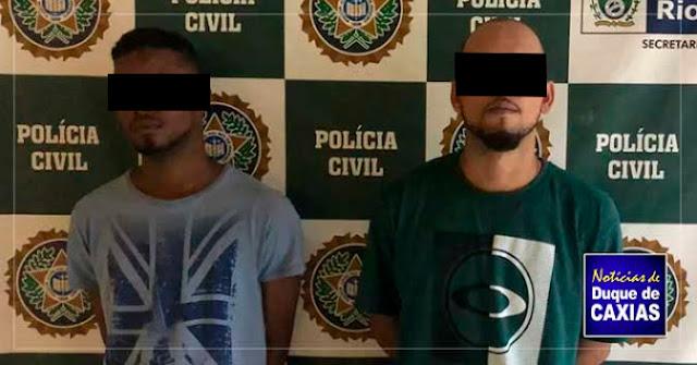 Polícia prende homens foragidos no enterro de Charlinho do Lixão em Duque de Caxias