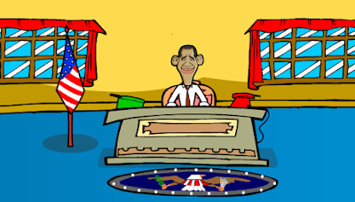 Obama Saw Game 2 - Jugado y Resuelto!