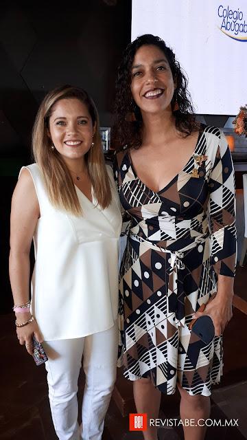 Melissa Bugarini y Willma Padilla.