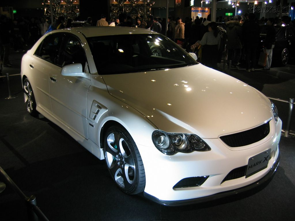 Jc Auto Sales >> Toyota Mark X ~ Technology