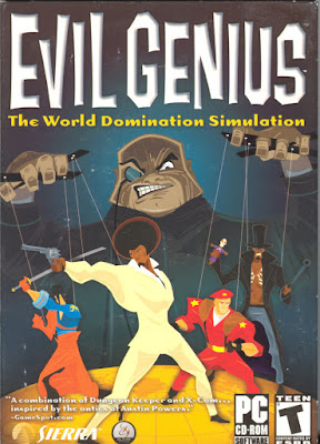 Evil Genius Full Game Download