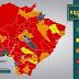 PANDEMIA| MS tem 4 municípios com risco extremo e 48 em risco elevado de Covid-19