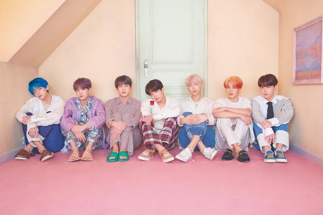 Melyik BTS tag vinne el álmaid randevújára?