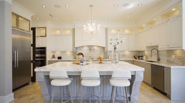 48 Interior Design Photos vs. 3828 Tinmore Pl, Richmond, BC Luxury Home Tour