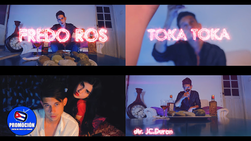 Fredo Ros  - ¨Toka Toka¨ - Videoclip - Director: JC. Duran - Ivopromusic by DJ One. Portal Del Vídeo Clip Cubano. Música cubana. Reguetón. Cuba.