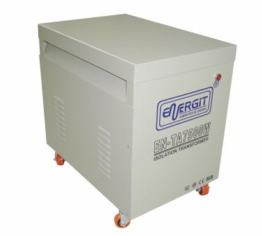 Transformadores trifásicos 220v / 380v / 440v / 480vac