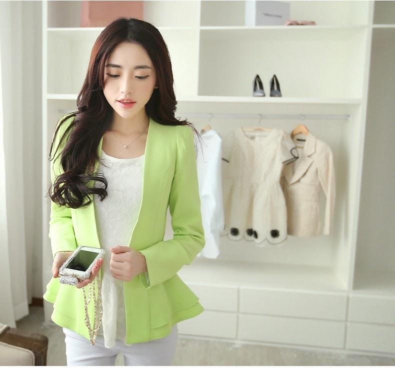 eaee2cf5cc6b Fashion Copilot  Stylish Women s Blazer With Korean Style