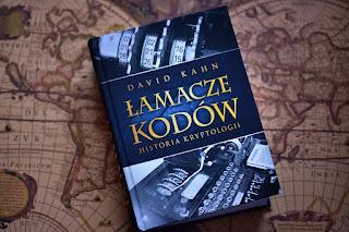 """David Kahn - """"Łamacze kodów. Historia kryptologii"""""""