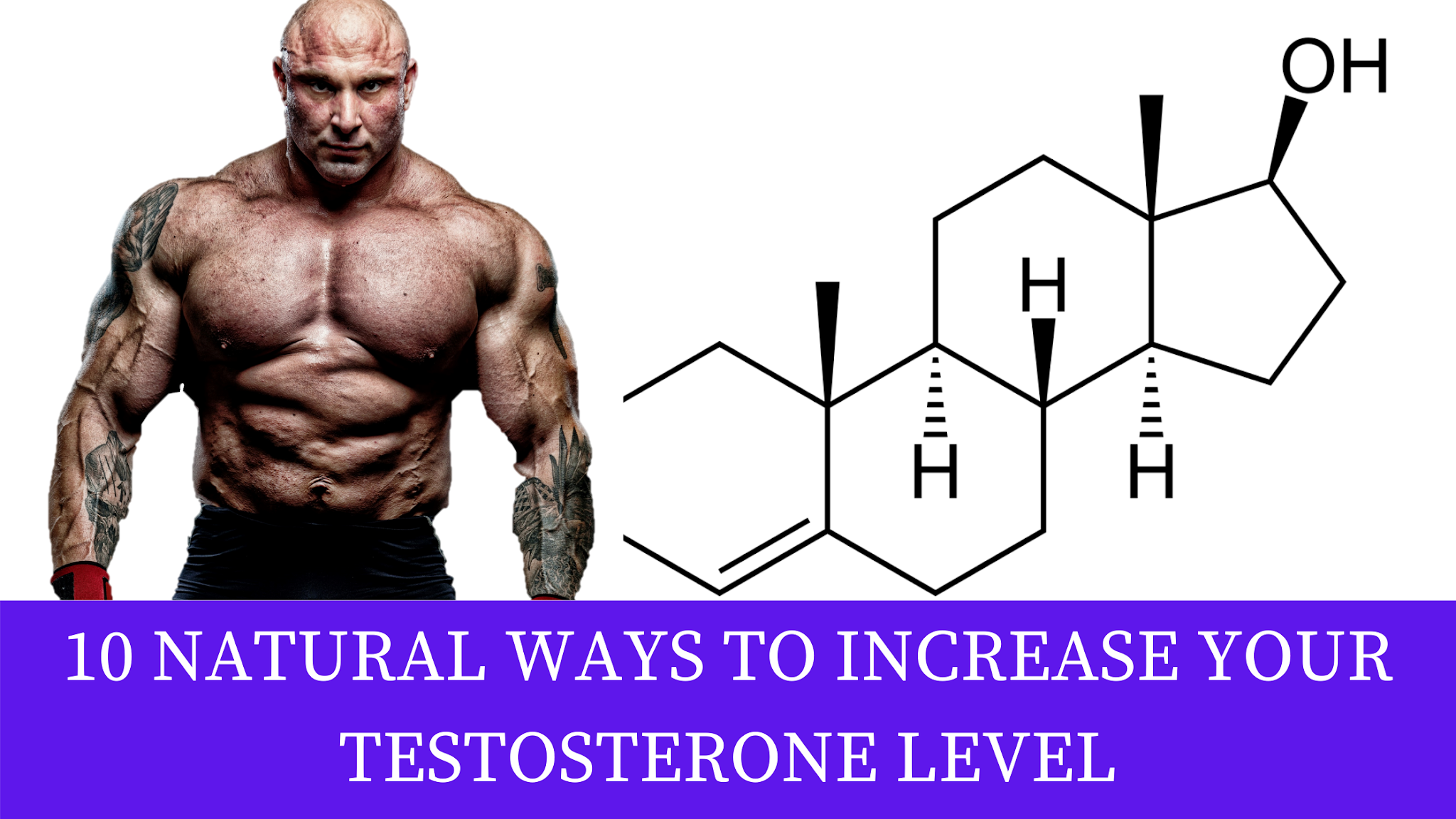 Testosterone increase natural to methods 7 Smart