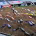 Vidéo : Les pilotes sur la piste du SX de Houston 2021 !