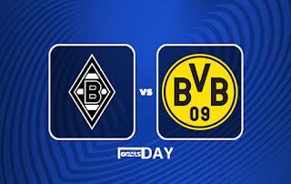 B. Monchengladbach vs Dortmund – Highlights