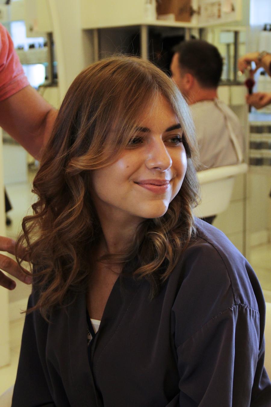 hair style curls