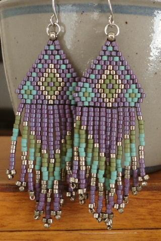 Linda S Crafty Inspirations Native American Fringe
