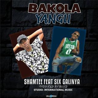 Download Audio   Shamtee Ft Six Galinya - Bakora Yangu (Singeli)