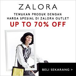 ZALORA Indonesia, Pusat Fashion Online dengan Style Terbaru