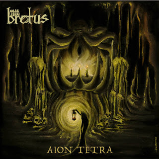 "Bretus ""Aion Tetra"" Italian doom metal"
