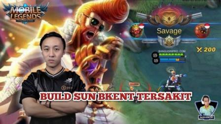 Build Sun Bkent Tersakit