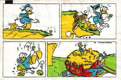 вкладыш Donald - 064