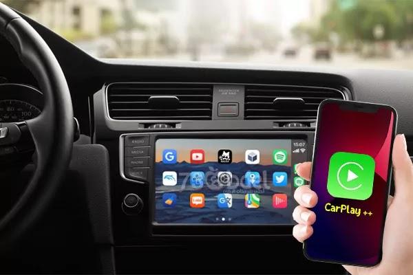 CarPlay ++ Tweak | أداة لتخصيص شاشة السيارات التي تدعم CarPlay