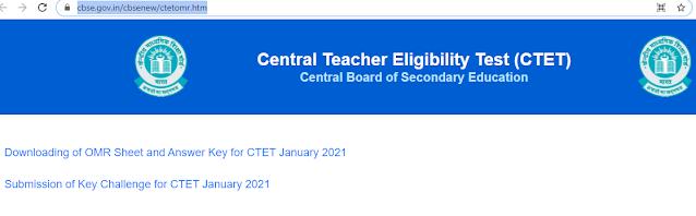CTET-answer-key-2021