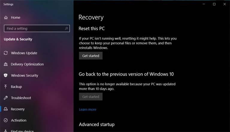 Windows 10 Mendapat Opsi Unduhan Cloud Baru Untuk Mereset Perangkat