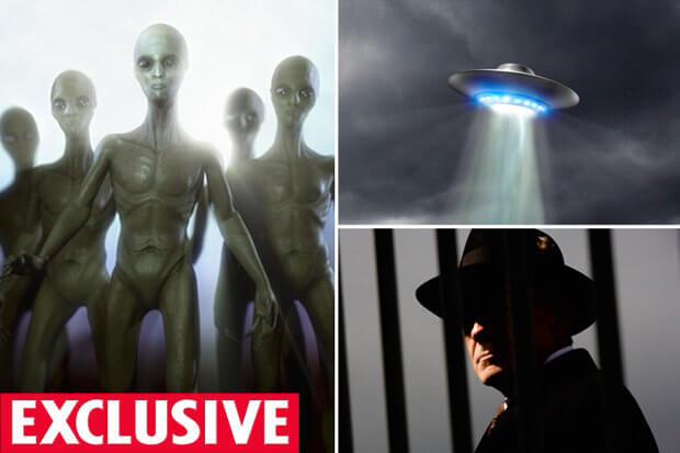 alien encounter abducted ufo