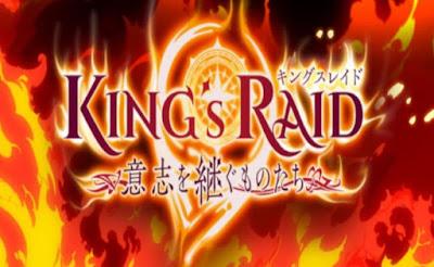 King's Raid: Ishi Wo Tsugumono-tachi Episódio 4