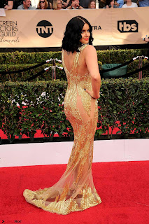 Sexy Ass and Huge Boobs of Ariel Winter at 23rd Annual Screen Actors Guild Awards 31 12 2017