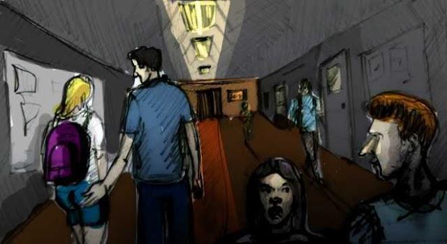 Saúde Mental│Abusos e Assédios: Um ato de medo e silêncio de inocentes