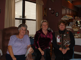 Mom, my sister Linda, and Me