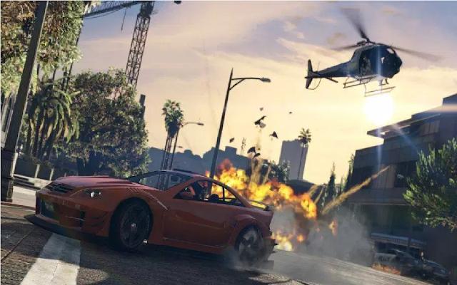 Grand TheftAuto: San Andreas
