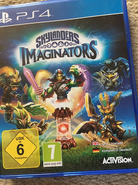 #SkylandersImaginators game