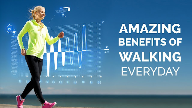 10 Health Benefits of a 30-Minute Walk Every Day