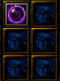 bleach vs one piece item darkness sphere