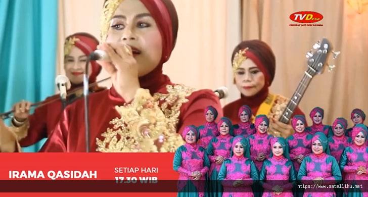 Frekuensi TV Desa di Satelit Nusantara Satu