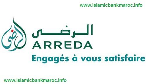 بنك الرضى التشاركي الإسلامي المغربي