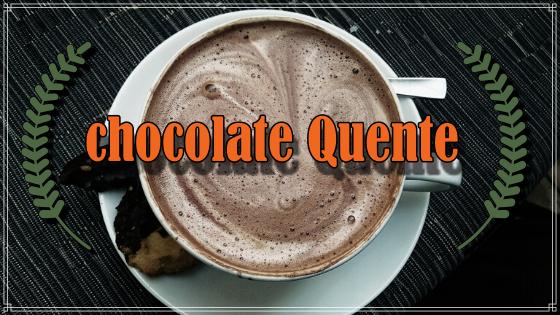 Como fazer chocolate quente simples cremoso