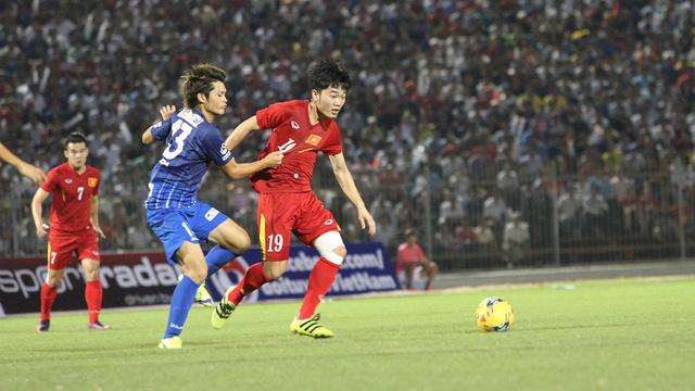 Công Phượng nhạt nhòa, đội tuyển Việt Nam bị Avispa Fukuoka cầm hòa