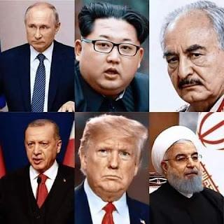 إقتراب الحرب العالمية الثالثة وماهو السر وراء ما يحدث الآن في العالم