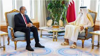 هشام المشيشي : سوف نمكن المستثمرين القطريين  مجموعة من الأراضي الدولية الكبرى والخصبة  في تونس للاستثمار