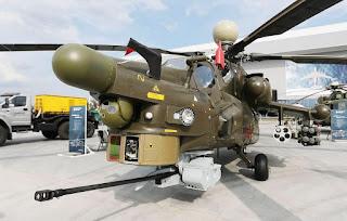 Mil Mi-28NE Night Hunter