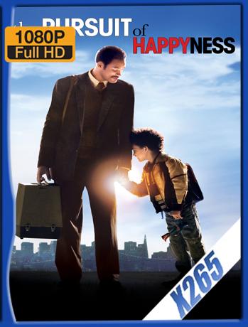 The Pursuit Of Happynes [2006]1080P Latino [X265] [ChrisHD]