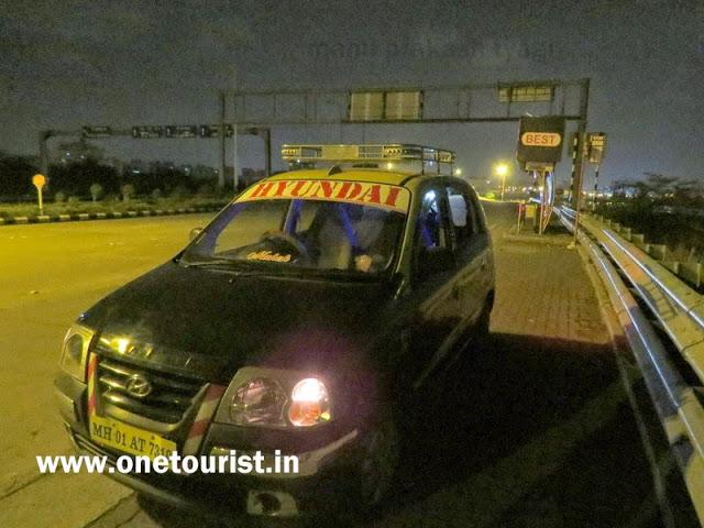 mumbai at night