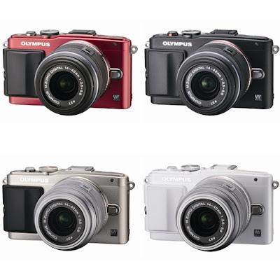 Kamera Digital Olympus Terbaru